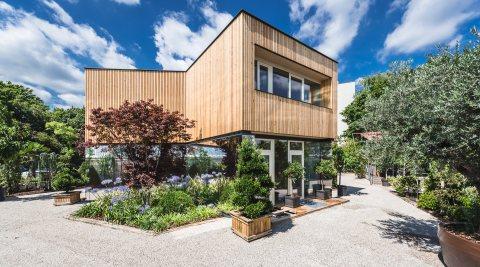 """Niederösterreichischer Holzbaupreis 2018: Anerkennung Projekt """"52 Kubik"""" (Foto: Rudy Dellinger)"""