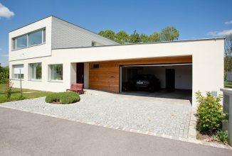Hausbau, Garagen, Carports